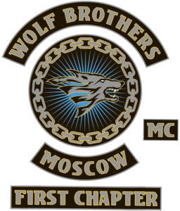 Wolf Brothers MC Moscow First Chapter